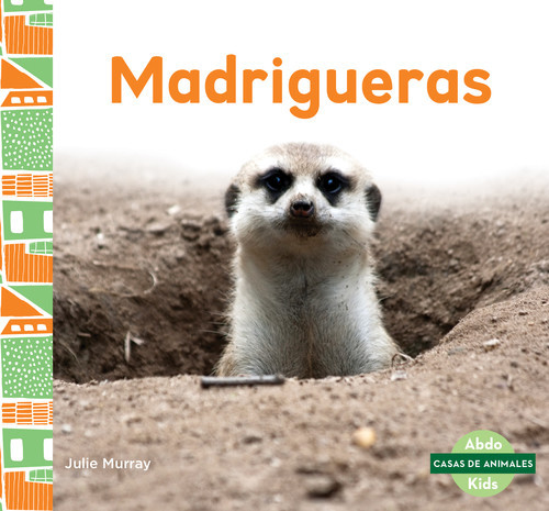 Cover: Madrigueras (Burrows)