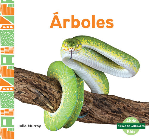 Cover: Árboles (Trees)
