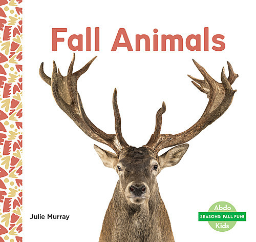 Cover: Fall Animals