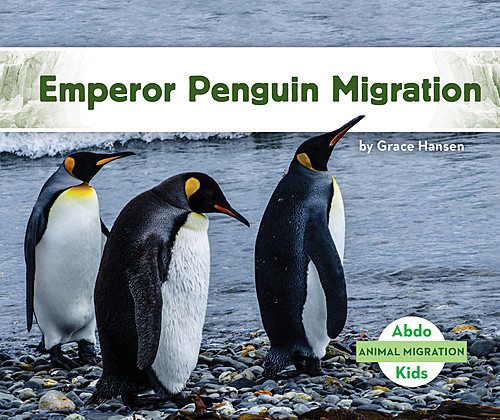 Cover: Emperor Penguin Migration