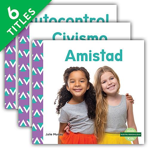Cover: Nuestra personalidad 2 (Character Education Set 2)