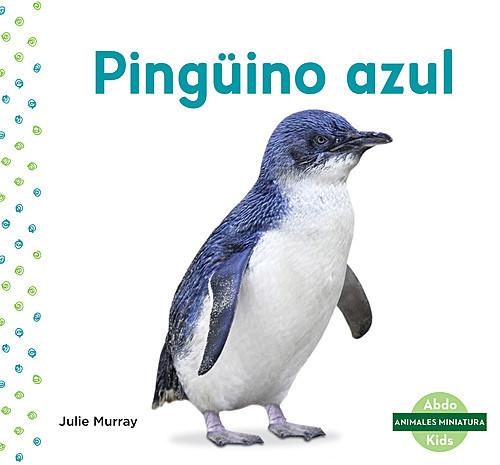 Cover: Pingüino azul (Little Penguin)
