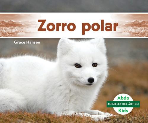Cover: Zorro polar (Arctic Fox)