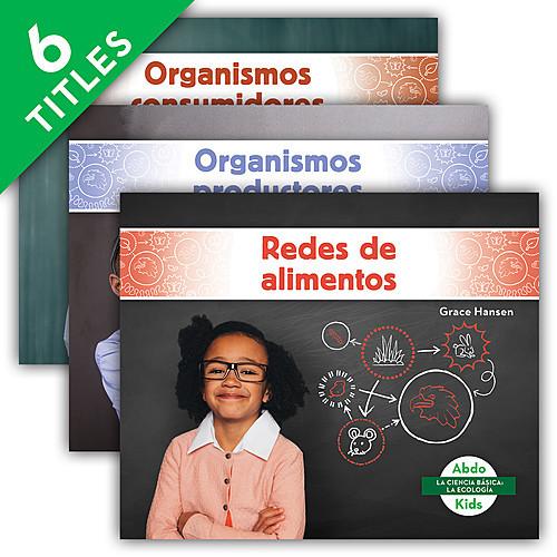 Cover: La ciencia básica: la ecología (Beginning Science: Ecology)