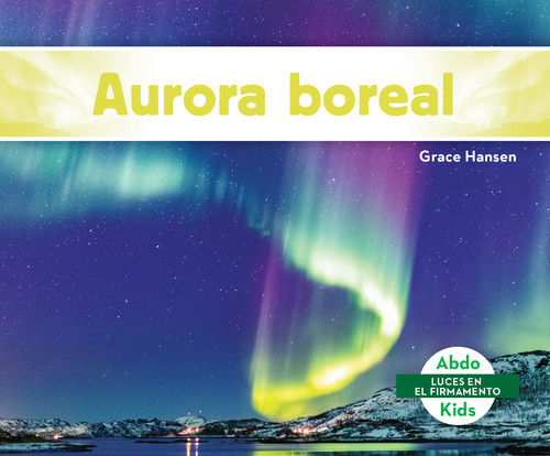 Cover: Aurora boreal (Northern Lights)