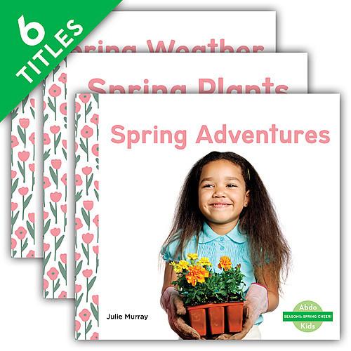 Cover: Seasons: Spring Cheer!