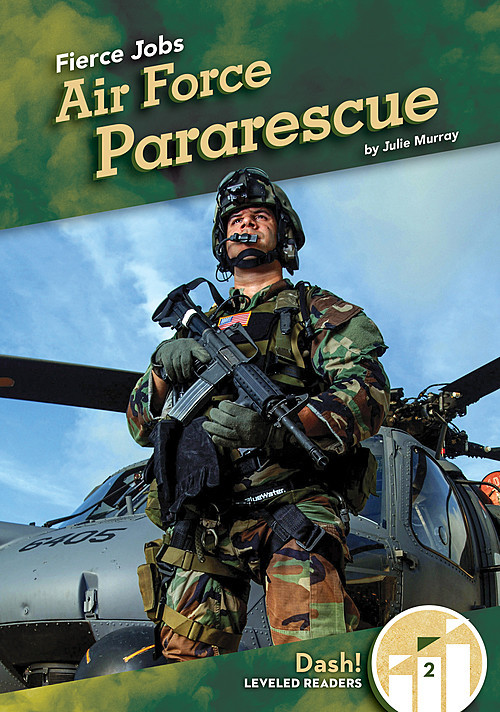 Cover: Air Force Pararescue