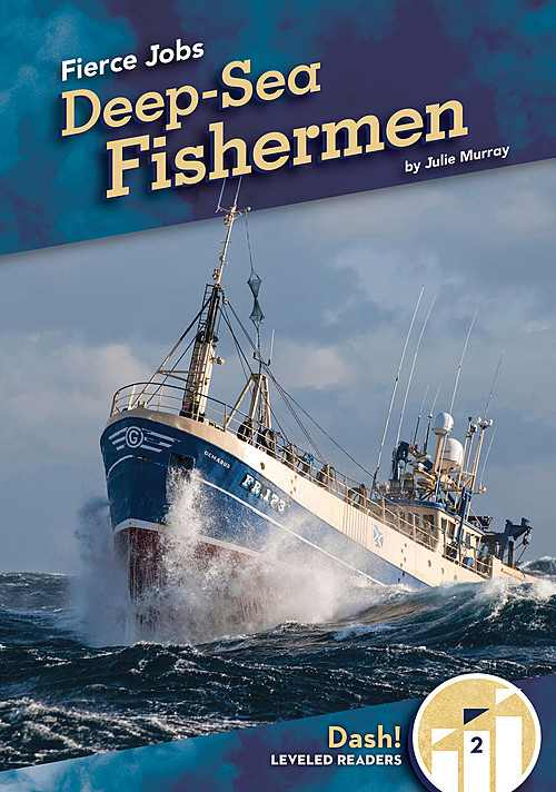 Cover: Deep-Sea Fishermen
