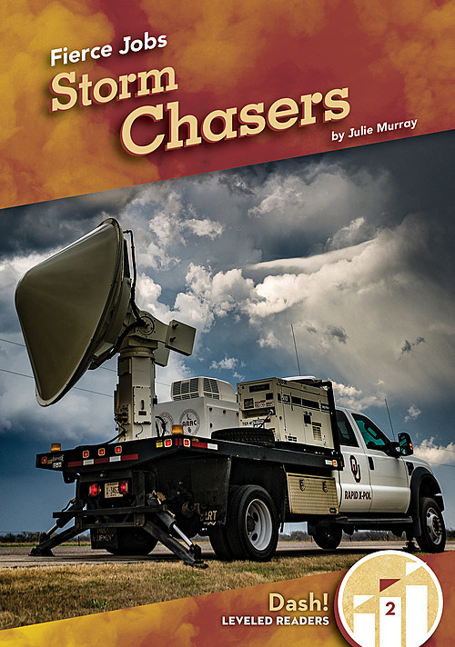 Cover: Storm Chasers