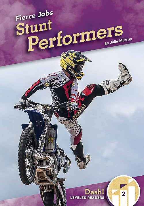 Cover: Stunt Performers