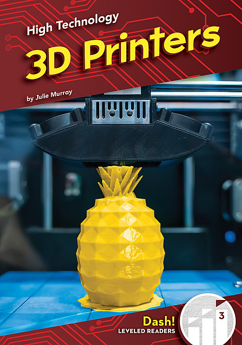Cover: 3D Printers