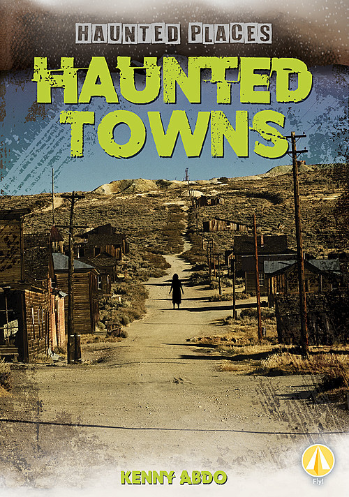 Cover: Haunted Towns