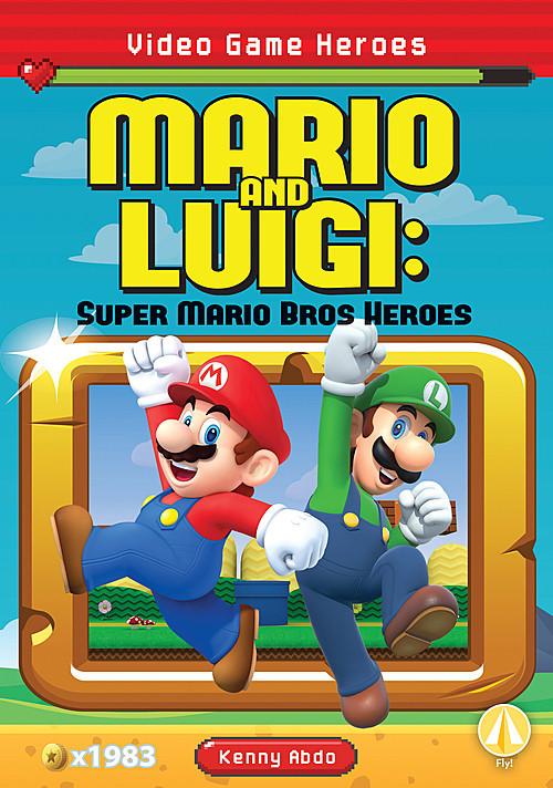 Cover: Mario and Luigi: Super Mario Bros Heroes