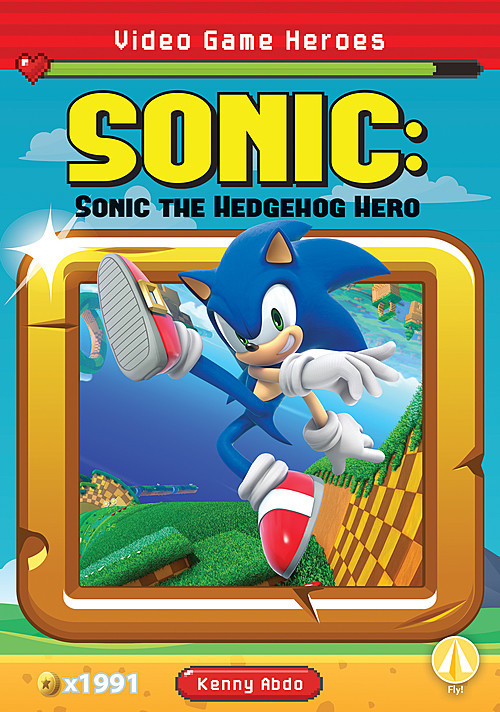 Cover: Sonic: Sonic the Hedgehog Hero
