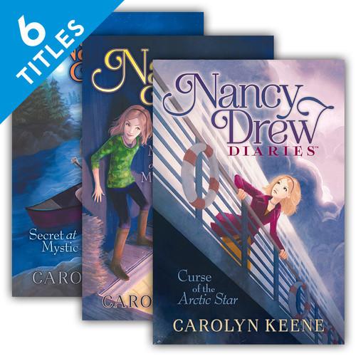 Cover: Nancy Drew Diaries