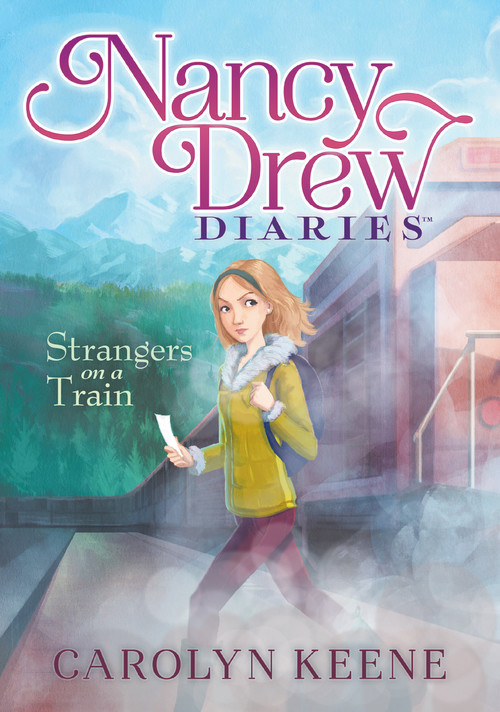 Cover: Strangers on a Train: #2
