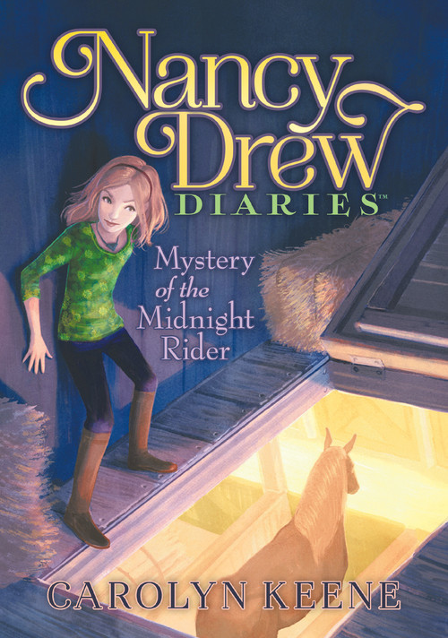 Cover: Mystery of the Midnight Rider: #3