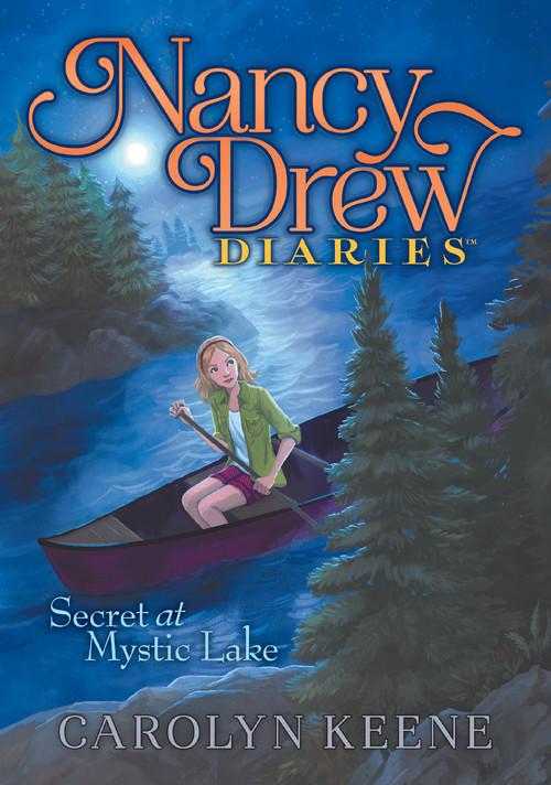 Cover: Secret at Mystic Lake: #6