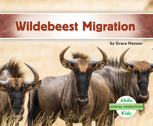 Cover: Wildebeest Migration