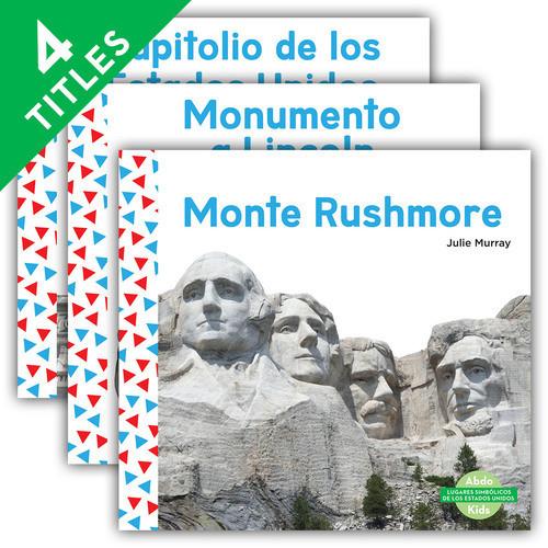 Cover: Lugares simbólicos de los Estados Unidos (US Landmarks)