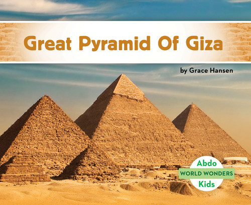 Cover: Great Pyramid of Giza