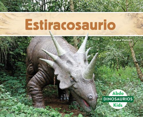 Cover: Estiracosaurio