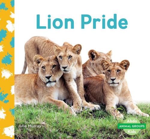 Cover: Lion Pride