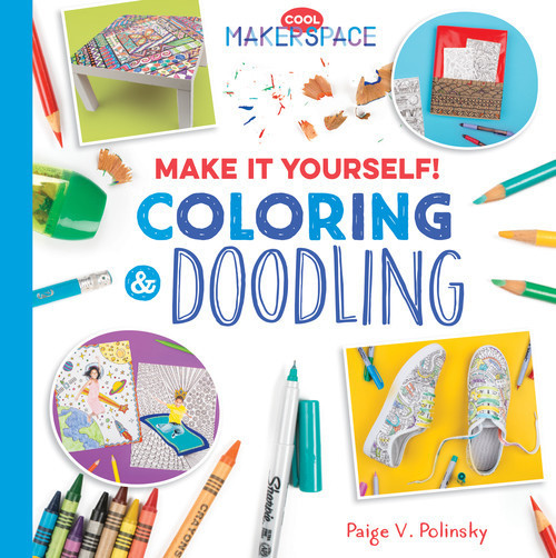 Cover: Make It Yourself! Coloring & Doodling