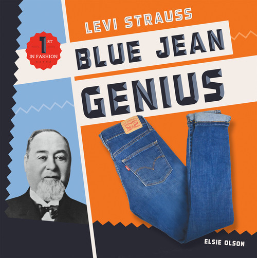 Cover: Levi Strauss: Blue Jean Genius