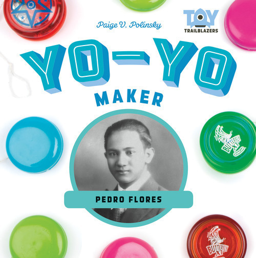 Cover: Yo-Yo Maker: Pedro Flores
