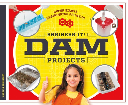Cover: Engineer It! Dam Projects