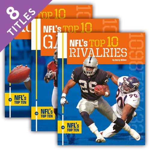 Cover: NFL's Top Ten