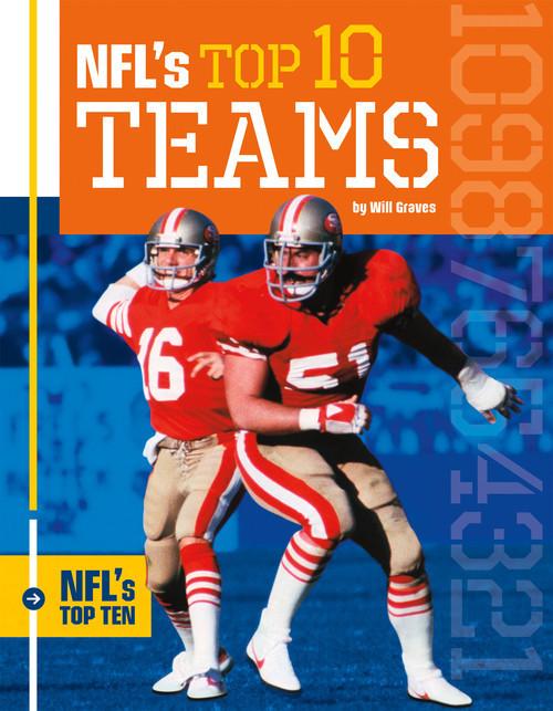 Cover: NFL's Top 10 Teams