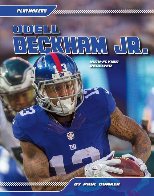 Cover: Odell Beckham Jr.: High-Flying Receiver