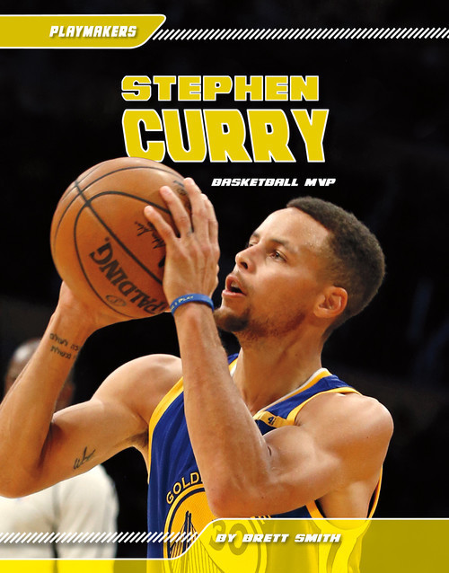 Cover: Stephen Curry: Basketball MVP