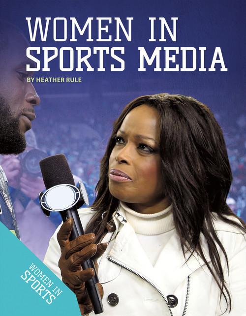 Cover: Women in Sports Media