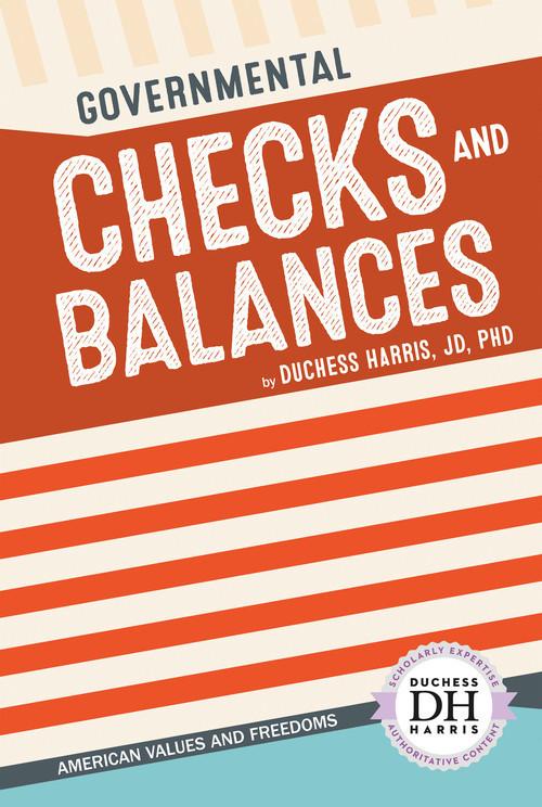 Cover: Governmental Checks and Balances
