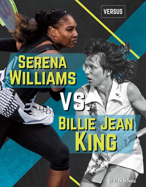 Cover: Serena Williams vs. Billie Jean King