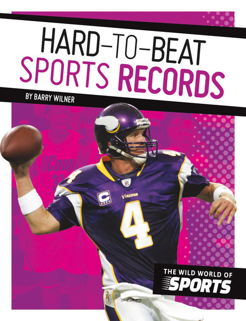 Cover: Hard-to-Beat Sports Records