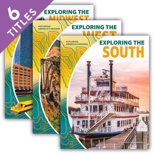 Cover: Exploring America's Regions