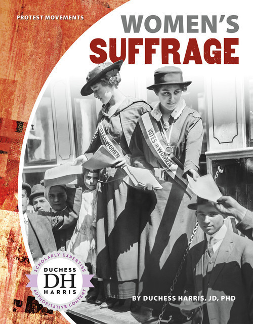 Cover: Women's Suffrage