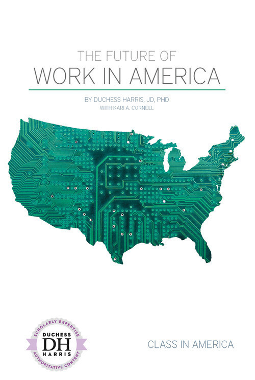 Cover: The Future of Work in America