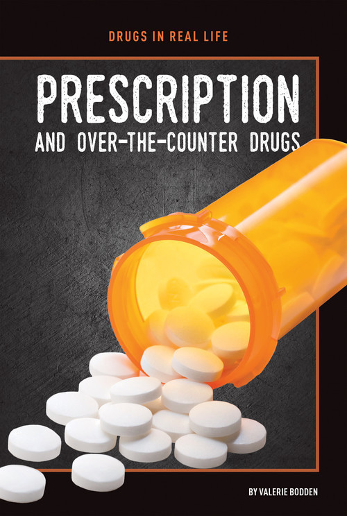 Cover: Prescription and Over-the-Counter Drugs