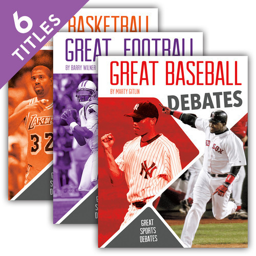 Cover: Great Sports Debates