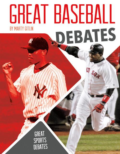 Cover: Great Baseball Debates