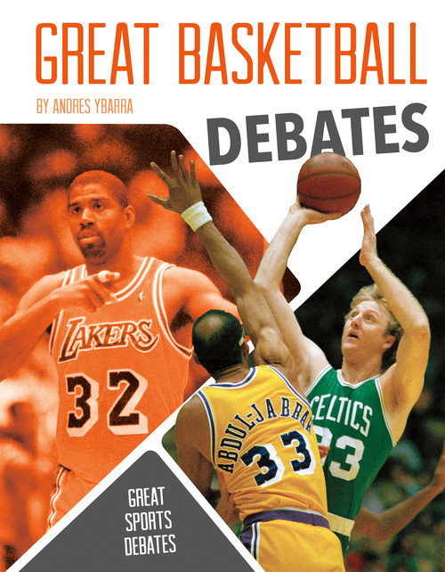 Cover: Great Basketball Debates