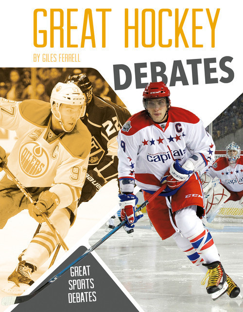 Cover: Great Hockey Debates