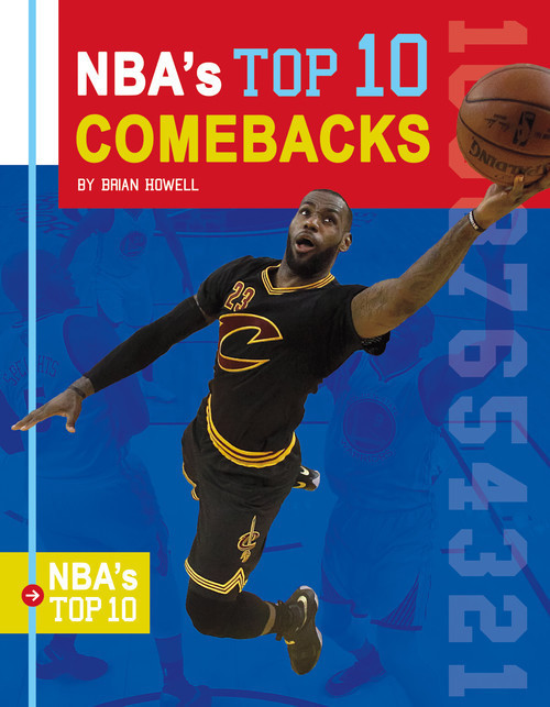 Cover: NBA's Top 10 Comebacks