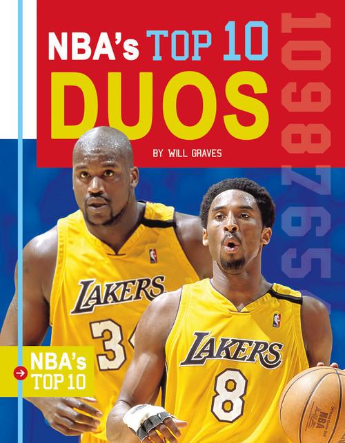 Cover: NBA's Top 10 Duos