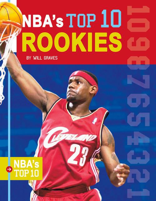 Cover: NBA's Top 10 Rookies